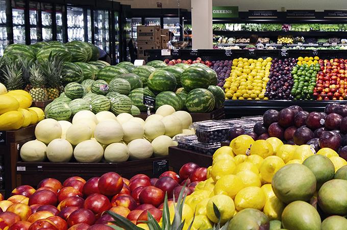 Heinen's Produce Department