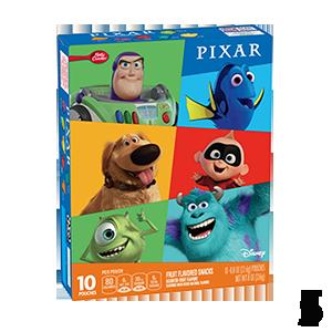 Betty Crocker Assorted Pixar Fruit Snacks