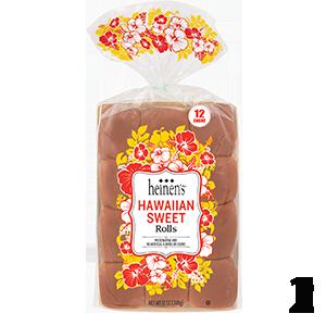 Heinen's Hawaiian Sweet Rolls