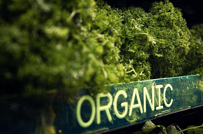 Heinen's Organic Greens
