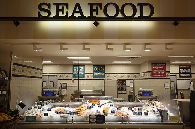 Heinen's Seafood Department
