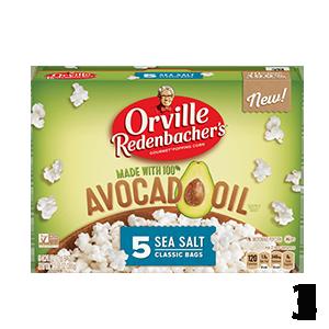 Orville Redenbacher's Avocado Oil Popcorn