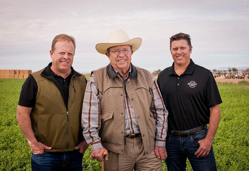 Brandt Beef Family