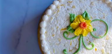 Heinen's Daffodil Cake