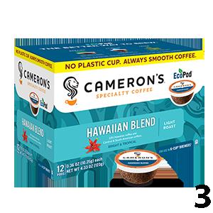 Cameron's Coffee K-Cups
