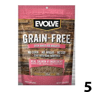 Evolve Grain Free Dog Biscuits