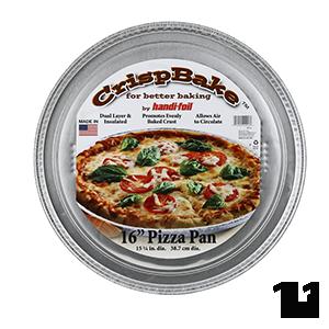 Handi-Foil CrispBake Pizza Pan
