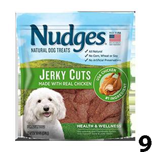Nudges All Natural Jerky Cuts