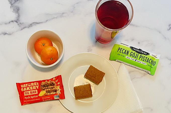 Breakfast Wellness Bars