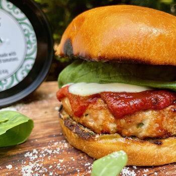 Heinen's Gourmet Burgers 3 Ways