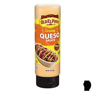 Old El Paso Creamy Queso Sauce