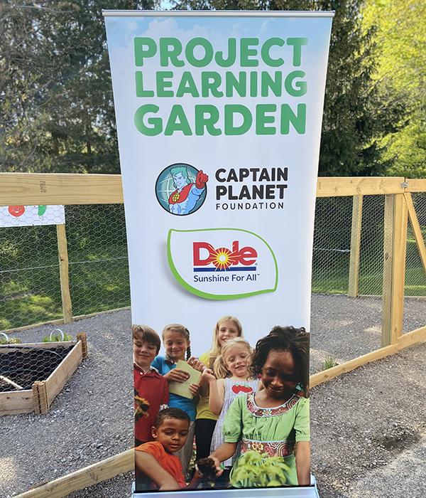 Project Learning Garden Gurney Elementary