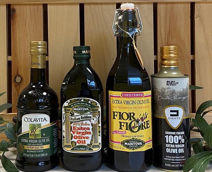 Italian Olive Oils