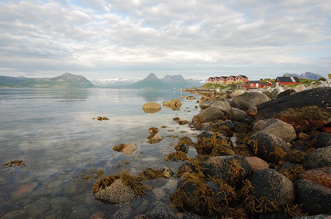 Kvaroy Island Village