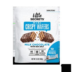 Little Secrets Crispy Wafers