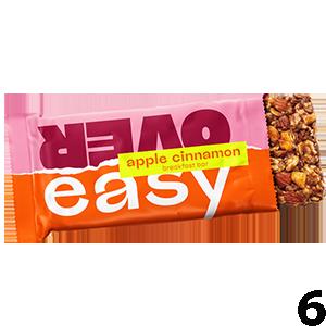 Over Easy Apple Cinnamon Breakfast Bars
