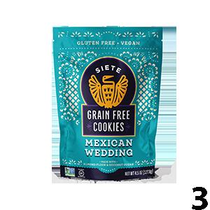 Siete Grain Free Cookies