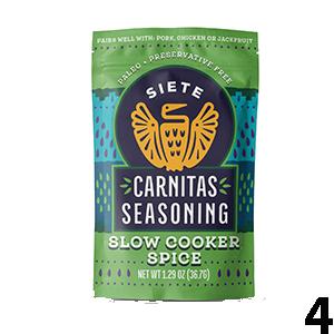 Siete Seasonings