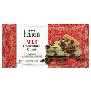 Heinen's Milk Chocolate Chips