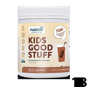 Nuzest Kids Good Stuff Multinutrient Drink Mix