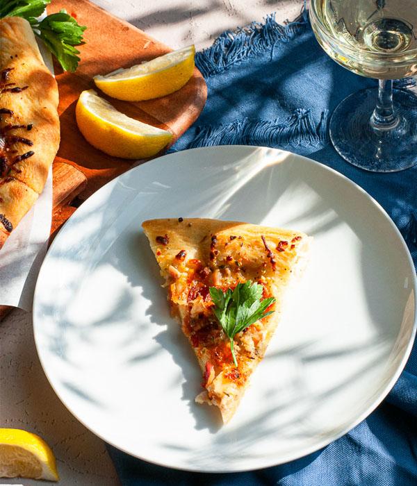 Clambake Pizza