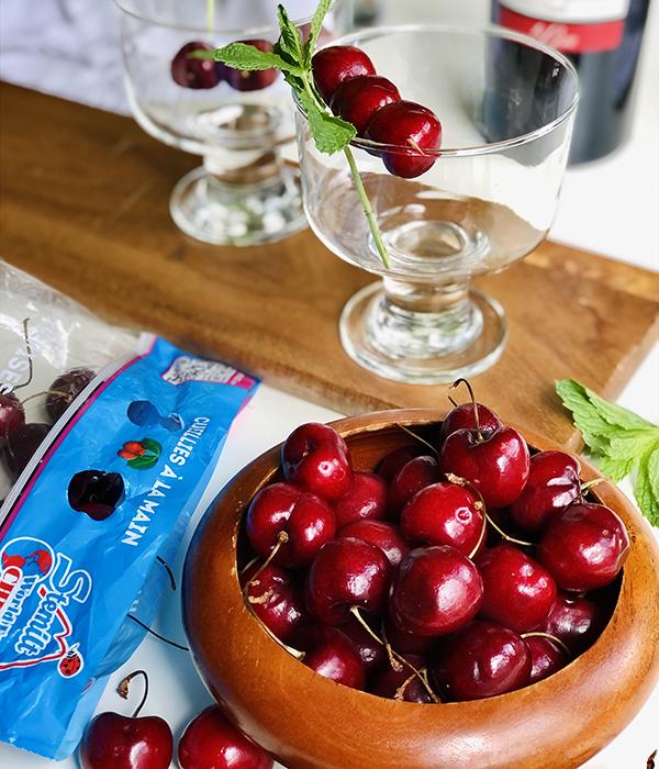 Stemilt Cherries