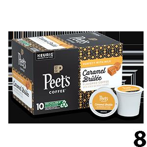 Peet's Flavored Coffee K-Cups