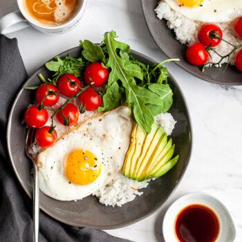 Savory Breakfast Bowls