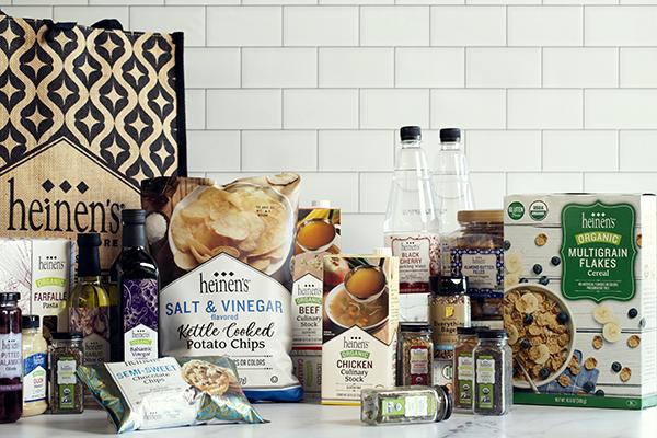 Pantry Essentials Private Label