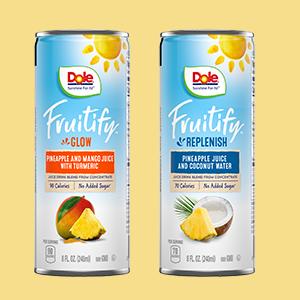 Dole Fruitify Fruit Juices