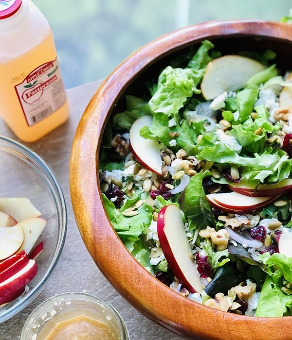 Harvest Apple Cider Salad