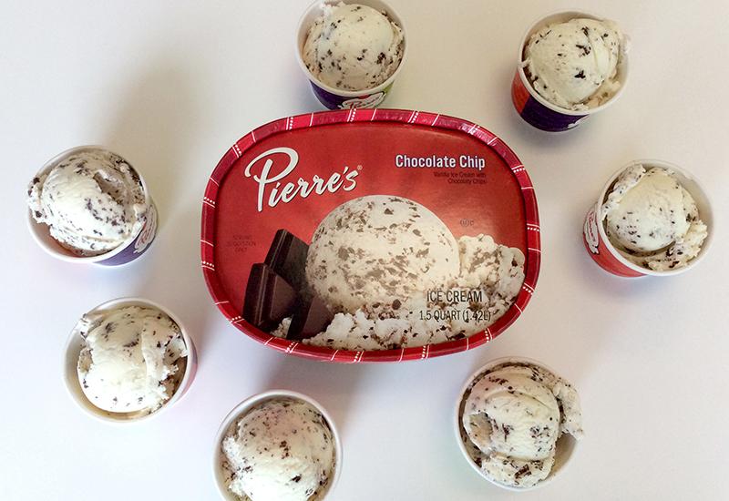 Pierre's Ice Cream Pint