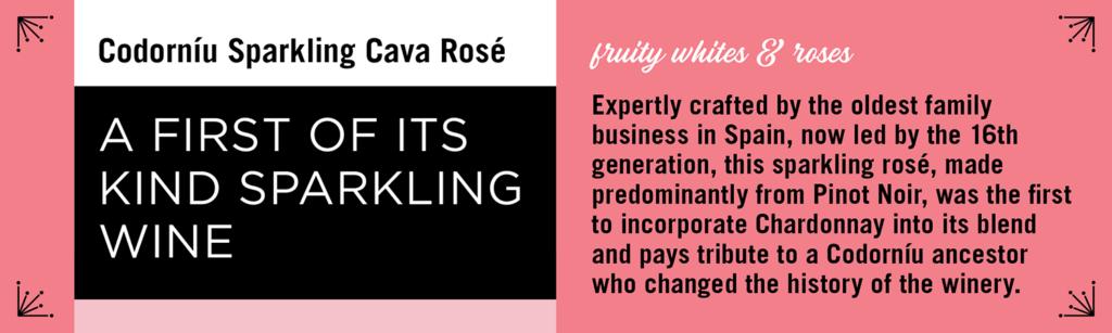 Cava Rose Story Card