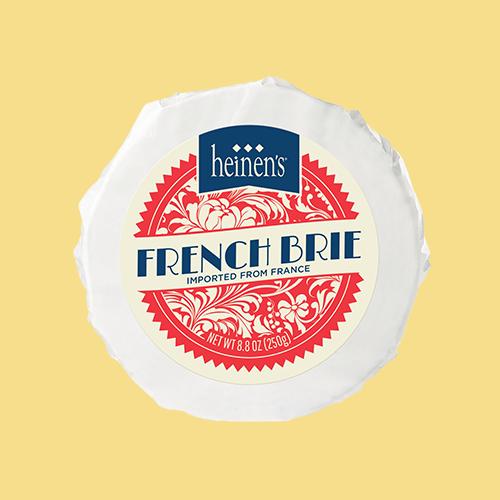 Heinen's French Brie Wheel