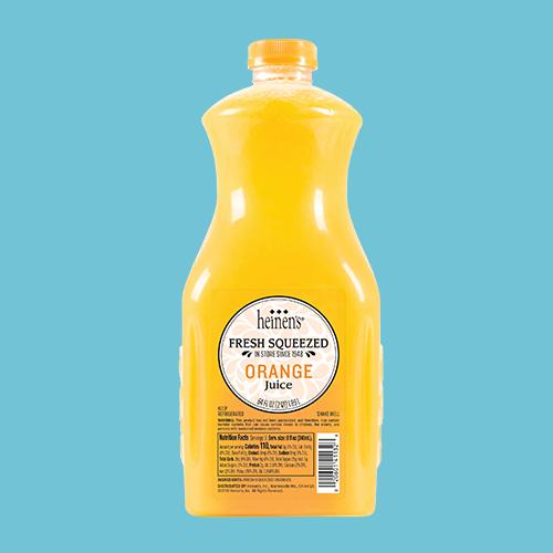Heinen's Fresh Squeezed Orange Juice