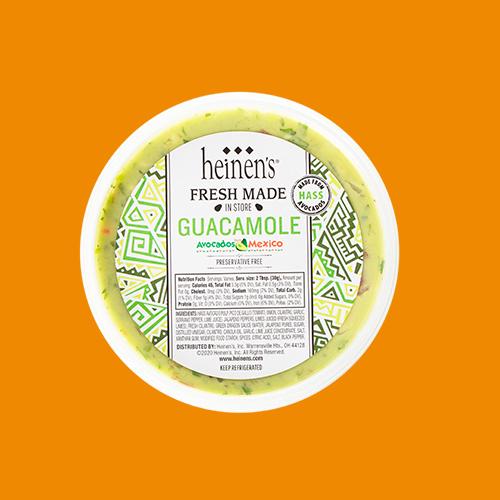 Heinen's Guacamole
