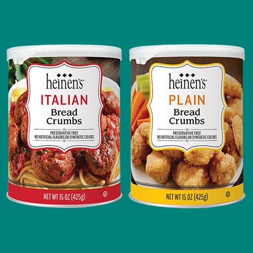Heinen's Original and Italian Bread Crumbs
