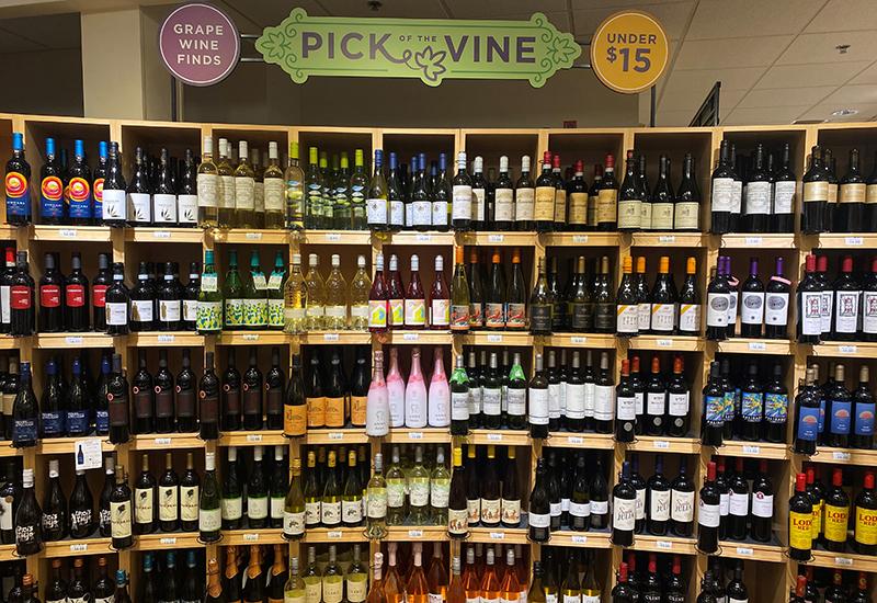 Pick of the Vine Case